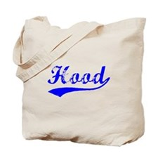 Vintage Hood (Blue) Tote Bag