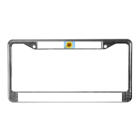 Animated Annual 4 License Plate Frame