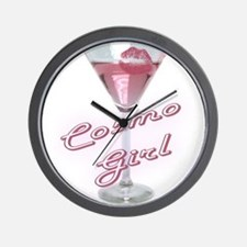 Unique Booze Wall Clock