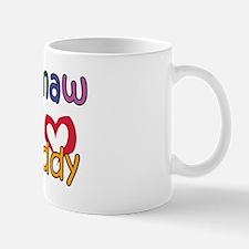 MawMaw is My Best Buddy Mug