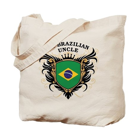 Number One Brazilian Uncle Tote Bag
