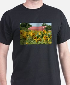 Barn and Field T-Shirt