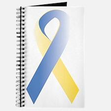 BlueYellow Ribbon Journal