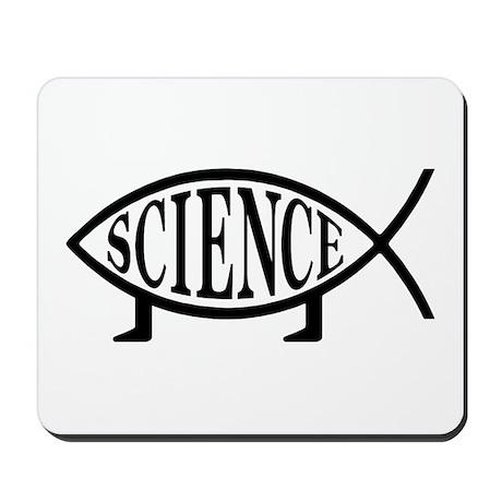 Science Fish Mousepad