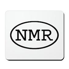 NMR Oval Mousepad