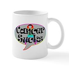Cancer Sucks Small Mug
