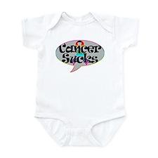 Cancer Sucks Infant Bodysuit