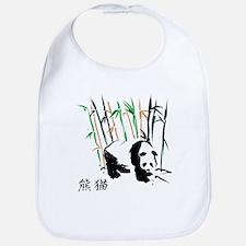 Funny Bamboo Bib