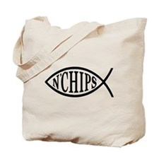 Fish N' Chips Tote Bag