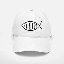 Fish N' Chips Baseball Baseball Cap