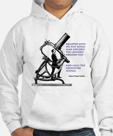 Hubble Quote Jumper Hoody