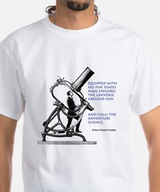 Hubble Quote Shirt