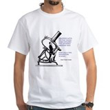 Astronomy Mens White T-shirts
