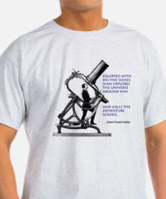 Hubble Quote T-Shirt