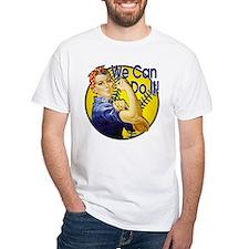 Rosie the Riveter Softball shirt Shirt