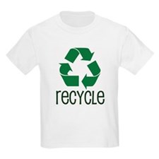 recycle Kids T-Shirt