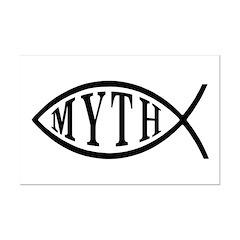 Myth Fish Posters