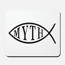Myth Fish Mousepad