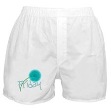 Friday Day of the Week Boxer Shorts