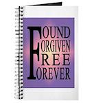 FOUND, FORGIVEN... Journal