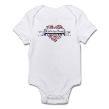 Love My Physical Therapist Infant Bodysuit