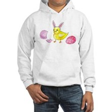 Happy Easter front/back Hoodie