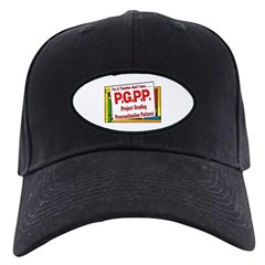 PGPP! (Red) Baseball Hat