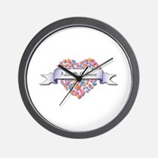 Love My Pharmacist Wall Clock