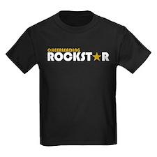 Cheerleading Rockstar T