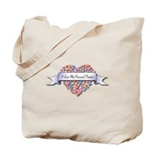 Love My Personal Trainer Tote Bag