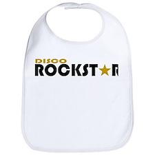 Disco Rockstar Bib