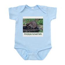 Must Wash Infant Bodysuit