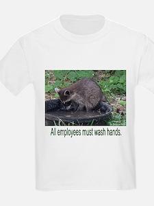 Must Wash T-Shirt