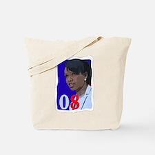 Cute Condi president Tote Bag