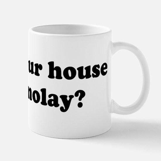 Where you live? Mug