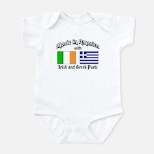 Irish-Greek Onesie