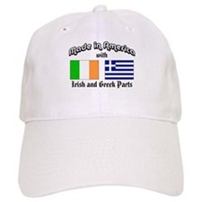 Irish-Greek Baseball Cap