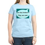 They're Brothers Now! Women's Light T-Shirt