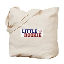 Little Rookie Baseball Tote Bag