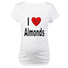 I Love Almonds Shirt