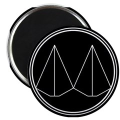 "DiDECA Logo 2.25"" Magnet (10 pack)"