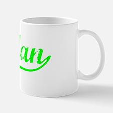 Vintage Abadan (Green) Mug