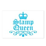 Stamp Queen BL Postcards (Package of 8)