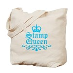 Stamp Queen BL Tote Bag