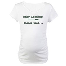Green Baby Loading Shirt