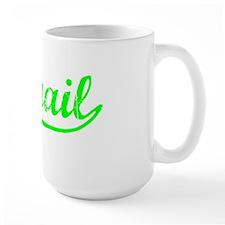 Vintage Abbigail (Green) Mug