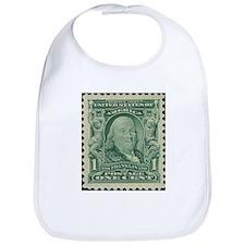 Stamp collecting Bib