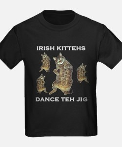 Irish Kitteh T