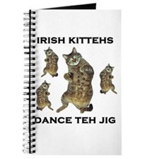 Irish Kitteh Journal