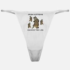 Irish Kitteh Classic Thong